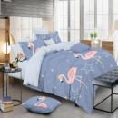 Комплект постельного белья Satin 123-PC-A-B Евро