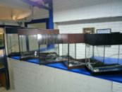 аквариумы с крышкой