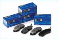 Тормозные колодки SANGSIN SP1399 КОРЕЯ передние комплект, 4 шт) KIA Rio / Hyundai SOLARIS