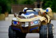 Детский электромобиль джип М 1428