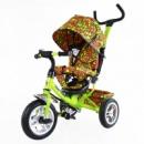Велосипед трехколесный TILLY Trike T-351-4 Green