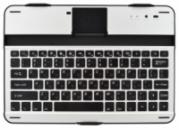 Bluetooth клавиатура для планшета с диагональю 9,7-10« UKC Silver