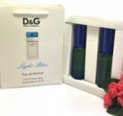2 по 20 мл парфюм в подарочной упаковке D&G Light Blue ж