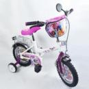 Велосипед Маленькие пони 12« BT-CB-0019 белый с малиновым