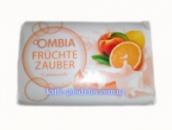 Мыло кусок Ombia Creme Seife Früchte Zauber (Фрукты Апельсин и Персик) 150 гр.