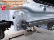 Тягово-сцепное устройство (фаркоп) Chevrolet Aveo T300 (sedan) (2011-...)