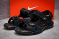 Сандалии мужские Nike Summer, черные (13322),  [  43 44  ]