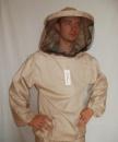 Куртка пчеловода Beekeeper 100% котон с маской Класик