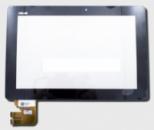 Сенсорное стекло для Asus Transformer Pad TF300T G01 (original) черный версия 5158N FPC-1