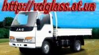 Лобовое стекло для грузовиков JAC HFC 1020 K , 1020 KR