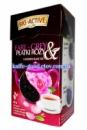 Чай черный листовой Big-Active Earl - Grey Płatkami Róży ( с бергамот, розой и васильком ) 80 гр. (PL)