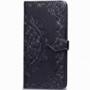 Кожаный чехол (книжка) Art Case с визитницей для Xiaomi Mi CC9 / Mi 9 Lite Черный