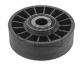 02249 FEBI Натяжной ролик, поликлиновой ремень