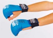 Накладки (перчатки) для каратэ VENUM MITTS(S-XL)VN-5855-B синий