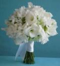 Свадебные букеты из гладиолусов