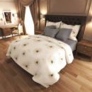 Комплект постельного белья Gold K-G-N-7305-A-B Семья