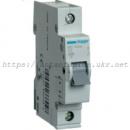 Автоматический выключатель Hager 1P 6kA C-4A 1M