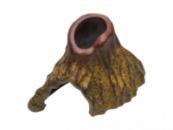 Вулкан, керамическое изделие для аквариума