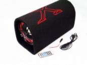10« Активный сабвуфер бочка Xplod 350W