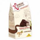 Конфеты шоколадные «Птичье молоко с шоколадом» со стевией, 150г