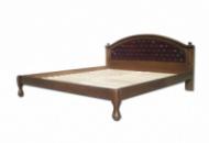 Деревянная кровать «Лемберг»