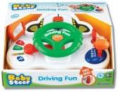 Интерактивная игрушка «Занимательное вождение»