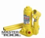 Домкрат гидравлический бутылочный 2 т, 148-276 мм MasterTool 86-0021