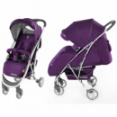 Коляска прогулочная CARRELLO Perfetto CRL-8503 Purple с подстаканником