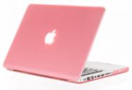 Пластиковый чехол Grand для MacBook Pro 13.3'' Розовый (AL341_13pro)
