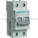 Автоматический выключатель Hager 2P 6kA C-10A 2M