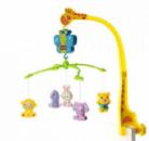 Музыкальная карусель мобиль Жирафик Kronos Toys 914 Разноцветный (tsi_55668)