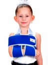 Бандаж на плечевой сустав с фиксацией к туловищу детский