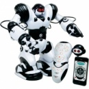 Робот Robosapien Х на управлении
