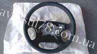Рулевое колесо Ланос 4-х спицевое (руль) 96238765