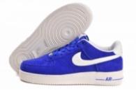Nike Air Force low Hyper Blue