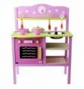 Кухня для девочек Lelin «Моя первая кухня», Na-Na (15-018)