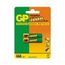 Акум. AAA R3 1000mA GP (2pcs)
