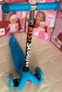 Самокат детский BestScooter Mini Мини голубой