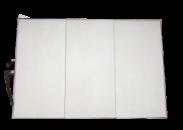 Керамический обогреватель Кам-иН серии Eco Heat бежевый с конвекцией и терморегулятором