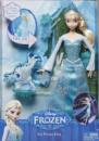 Disney Frozen Ice Power Elsa Doll Магия Льда