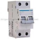 Автоматический выключатель Hager 2P 6kA C-16A 2M