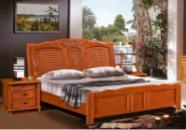 Набор мебели для спальни Виктор (кровать 1,8 м +2 прикроватные тумбочки)