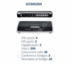Grandstream UCM6204, IP PBX