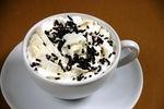 Кава з білим шоколадом