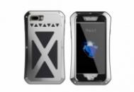 Чехол R-JUST для iPhone 7/8 противоударный X-MEN Silver (AL1320_8)