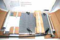 Радиатор кондиционера с ресивером 1118 ЛУЗАР LRAC 0118