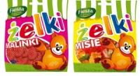 Жевательные конфеты Zelki Misie 80 грамм