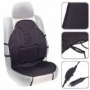 Удобная накидка на автомобильные кресла с функцией подогрева