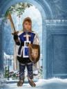 Крестоносец - Карнавальный костюм на прокат