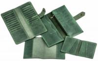 Подарочный комплект Valenta 4 в 1 Зеленый (ПН1GR)